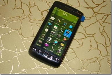 Blackberry Torch 9860's rich multimedia experience on Blackberry 7 OS !