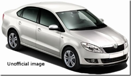 What's in new Skoda Rapid sedan?