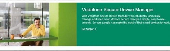 Vodafone brings security solutions targeted at BYOD!