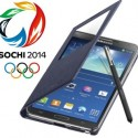 Samsung Galaxy Note 3 to be the official Olympic Phone