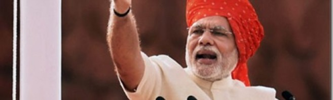 Narendra Modi's Independence Day Speech Stirs The Country With Patriotism