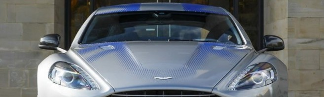 Aston Martin and LeEco Partner to Develop Electric Vehicles