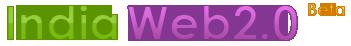 India Web2.0 Logo