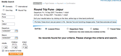 IndiaTimes Travel Search Results