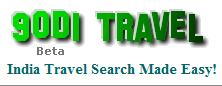 90DI travel logo