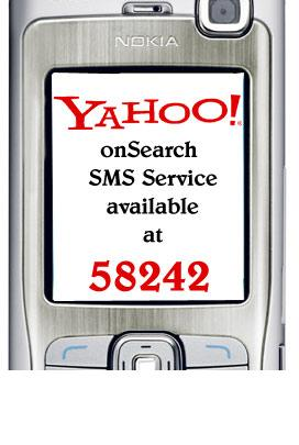 yahoo onesearch service