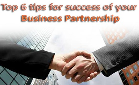 business people handshake. Business partnerships can be