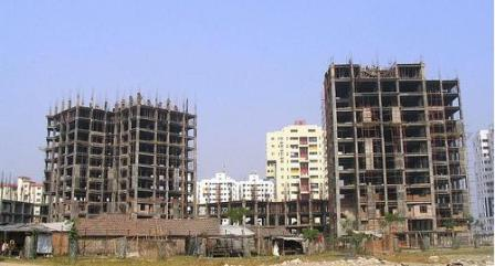 Indian real estate boom