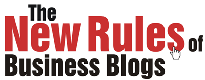 new rules of business blog