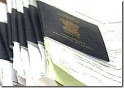 E-passport to become a reality soon- to be issued in 3 days flat