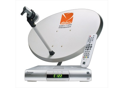 dish tv is now asia�s largest dth service