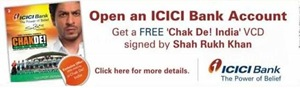 ICICI-account