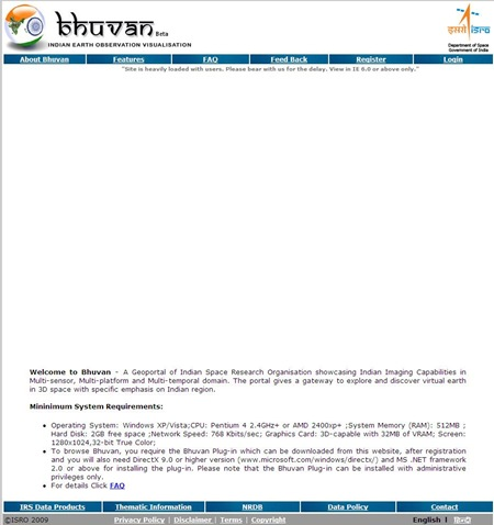 Bhuvan-application