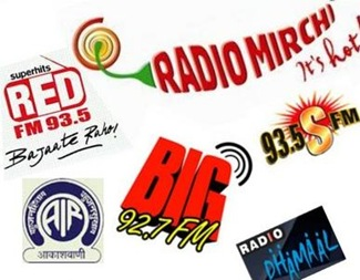 India FM Radio Stations