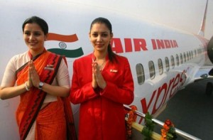 AirIndia 300x197 Air India To Fly An All Women Crew!! Brand Building ?