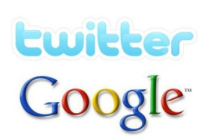 Twitter Google real time search