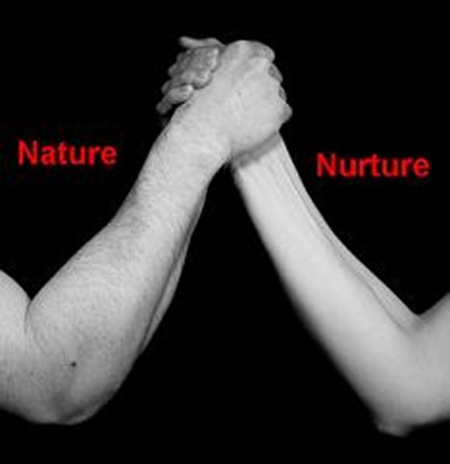 nature vs nurture debate What's the difference between nature and nurture the nature versus nurture debate is about the relative influence of an individual's innate attributes as opposed to the experiences from the environment one is brought up in, in determining individual differences in physical and behavioral traits.