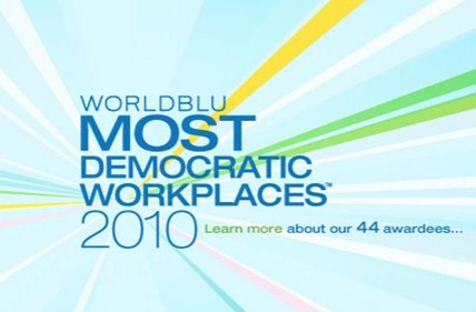 Most-democratic-workplaces