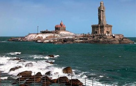 kanyakumari Top 10 Tourist Destinations in India