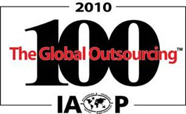 The International Association of Outsourcing Professionals (IAOP) has just released a list of top 100 outsourcing companies in the world. Here is the list of Top 100 outsourcing companies
