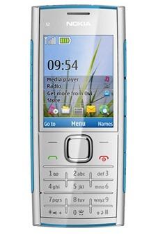 Nokia X2 - Front
