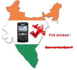 Blackberry Full access