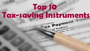 Tax Saving instruments 001 300x173 | Top 10 Tax saving Instruments for Investors!