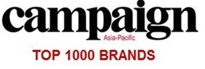 Campaign Top Asian Brands