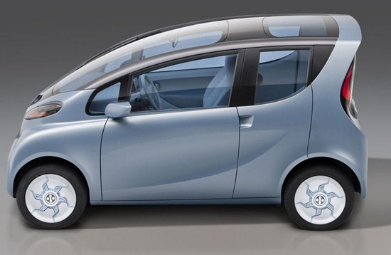 Emo Tata S Fully Engineered Cheap Electric Car Unveiled In Detroit