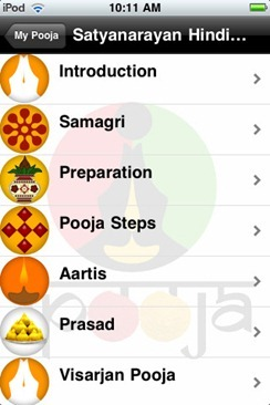ipooja,ipooja iphone app,top ten iphone apps,top 10 iphone apps,iphone apps for indian,top iphone apps for india,indian iphone apps,best iphone apps for indian