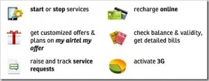 Airtel launches Online Account Management & Itemized billing for Pre-paid customers