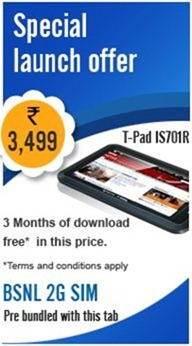 BSNL Launch Offer