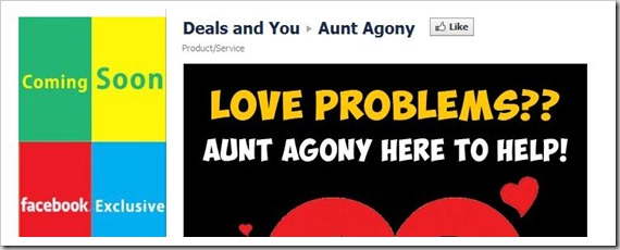 Deals&You Agony Aunt