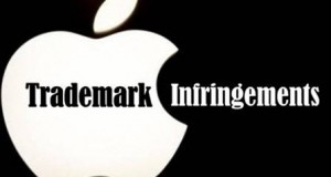 A primer on Apple's Trademark Infringements!