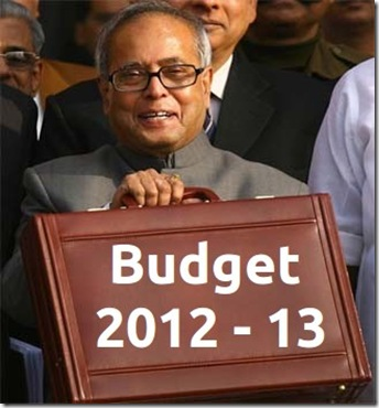 UnionBudget201213 thumb Top 5 Expectations from Union Budget 2012 !