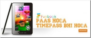 Micromax's Content rich Funbook Tablet launched at Rs. 6,500