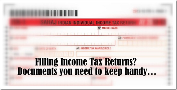 Income Tax Return Form-001