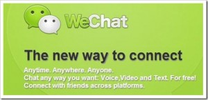 Tencent's Social Messaging Mobile App WeChat launches in India