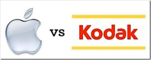Apple Vs Kodak