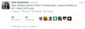 Top 10 Indian Twitter Trends of the Week [Oct8th-14th 2012]