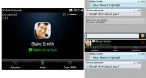 Blackberry Messenger gets Voice over Wi-Fi!
