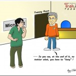 Kasab, a product of Microsoft? [Trak.in Toons]
