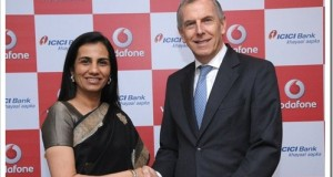 Vodafone & ICICI Bank launch m-pesa: A Mobile payment & M-Commerce service