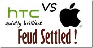 Apple and HTC settle feuds – How does it affect others?