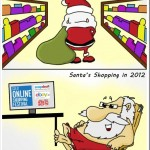 How Shopping will be done this Festive Season [Trak.in Toons]