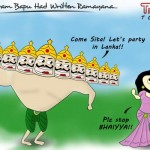 If Asaram Bapu had written Ramayana… [Trak.in Toons]
