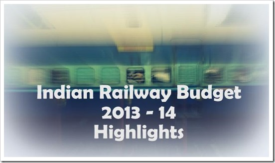Indian Railway Budget-001
