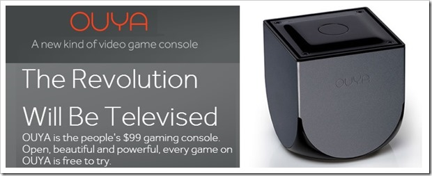 Ouya | Ouya   Will it disrupt Console Gaming or Perish Trying?