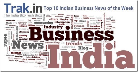 Top 10 Business news of the Week