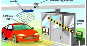 Electronic Toll Collection Booths